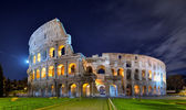 Rome: Colosseum — Stock Photo