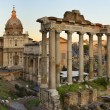 Foro romano - Stock Photo