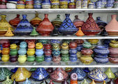 Arab multicolour porcelain — Stock Photo