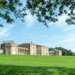 Stock Photo: Heaton Hall & Orangery, Heaton Park, Manchester. UK