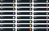 Web 按钮 — 图库矢量图片