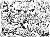 复古饰品元素 — 图库矢量图片