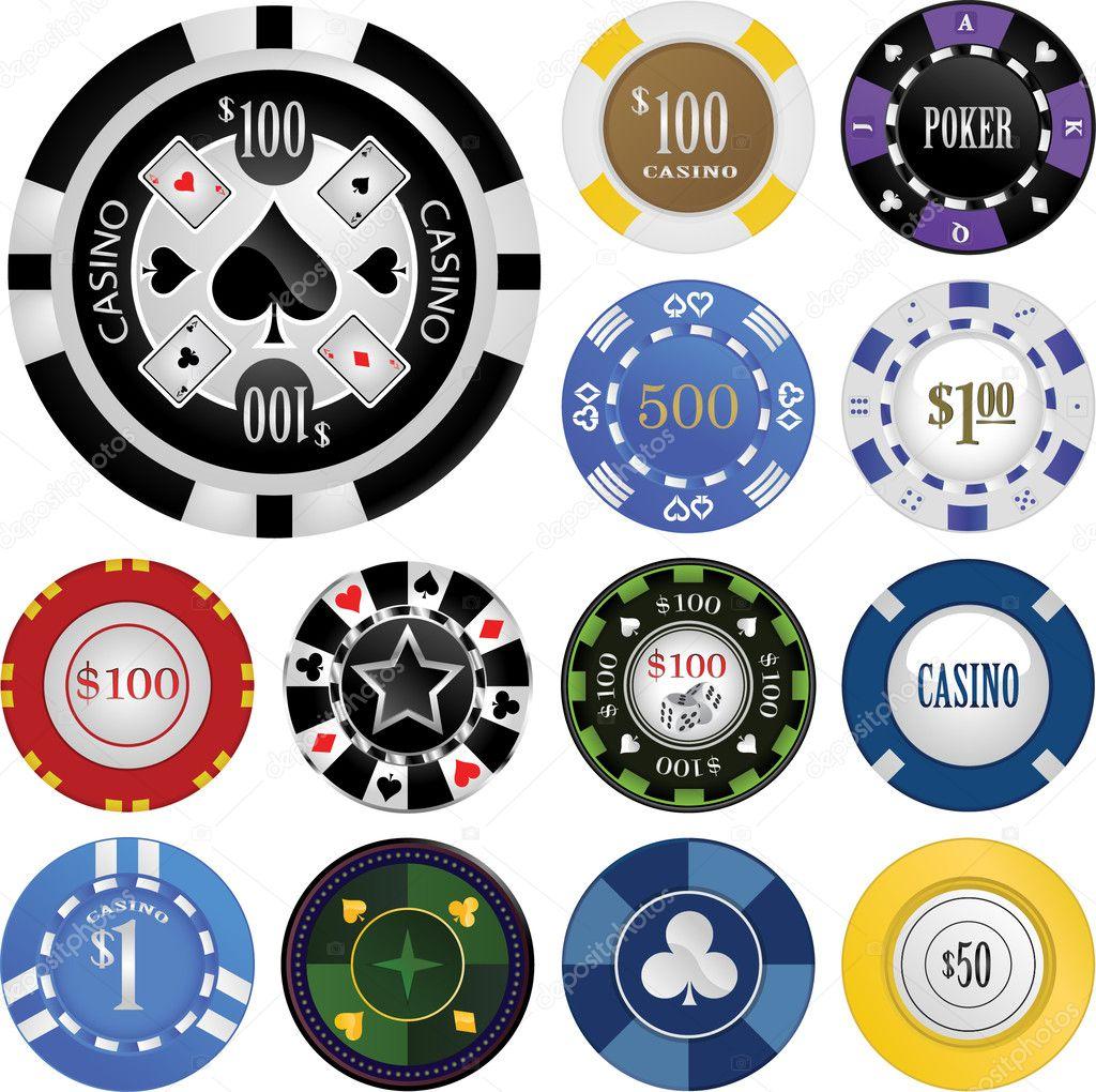 kazino-chip