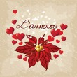 Royalty-Free Stock Vector Image: Romantic  background, Valentine