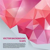 Fundo geométrico colorido pattern.vector. — Vetor de Stock