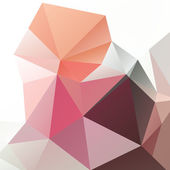 Geometric colorful pattern.Vector background. — Stock Photo
