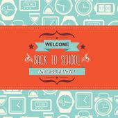 Typography.Vector illustration. — Stock Photo