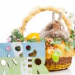 Easter composition — Stock Photo #22708293
