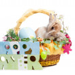 Easter composition — Stock Photo #22998772