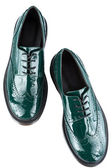 Pair of male shoes — ストック写真