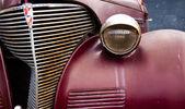 Chevrolet grill — Zdjęcie stockowe
