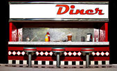 Athediner — Stock Photo