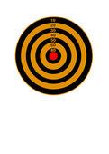 Bullseye — Stock Photo