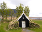 Icelandic Church — Foto de Stock