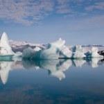 Icebergs On The Sea — Stock Photo #23007204