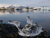 氷の要約 — ストック写真