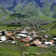 In Georgia, Kazbegi — Stock Photo #13593816