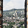 Tbilisi overview — Stock Photo
