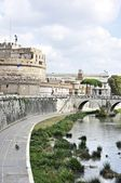 Castle of the Angels, Rome — Stock Photo
