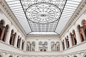 Indoor arhitecture in the National Museum - Wroclaw. — Stock Photo