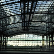 Berlin central station 1 — Stock Photo