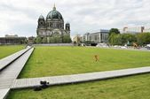 Berlin Cathedral church (Berliner Dom), Germany — Stok fotoğraf
