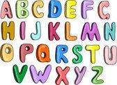 Alphabet — Vecteur