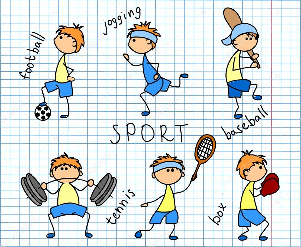 icon cartoon sport illustration vector virinaflora depositphotos