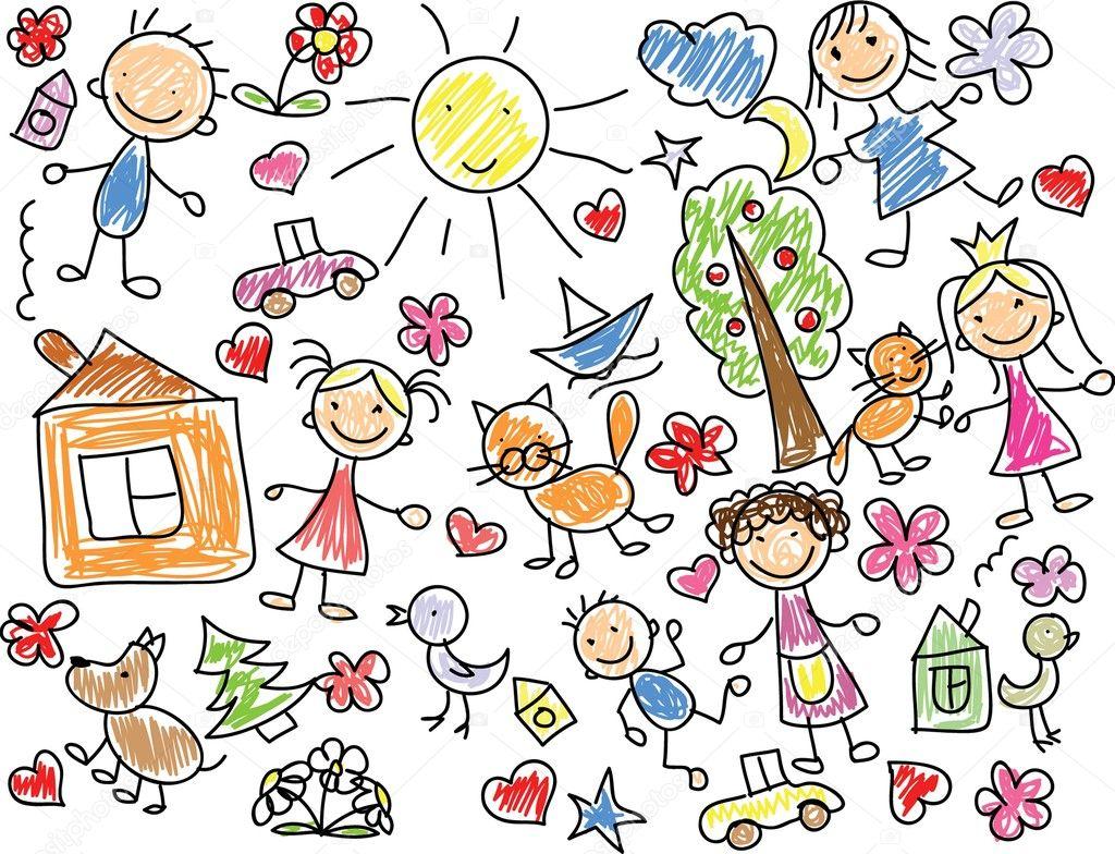 Картинки по запросу МАЛЮНКИ ДІТЕЙ