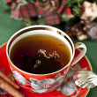 Royalty-Free Stock Photo: Christmas tea