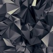 Abstract black cosmic futuristic texture - 图库照片