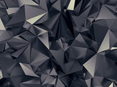 Abstracte zwarte kosmische futuristische textuur — Stockfoto