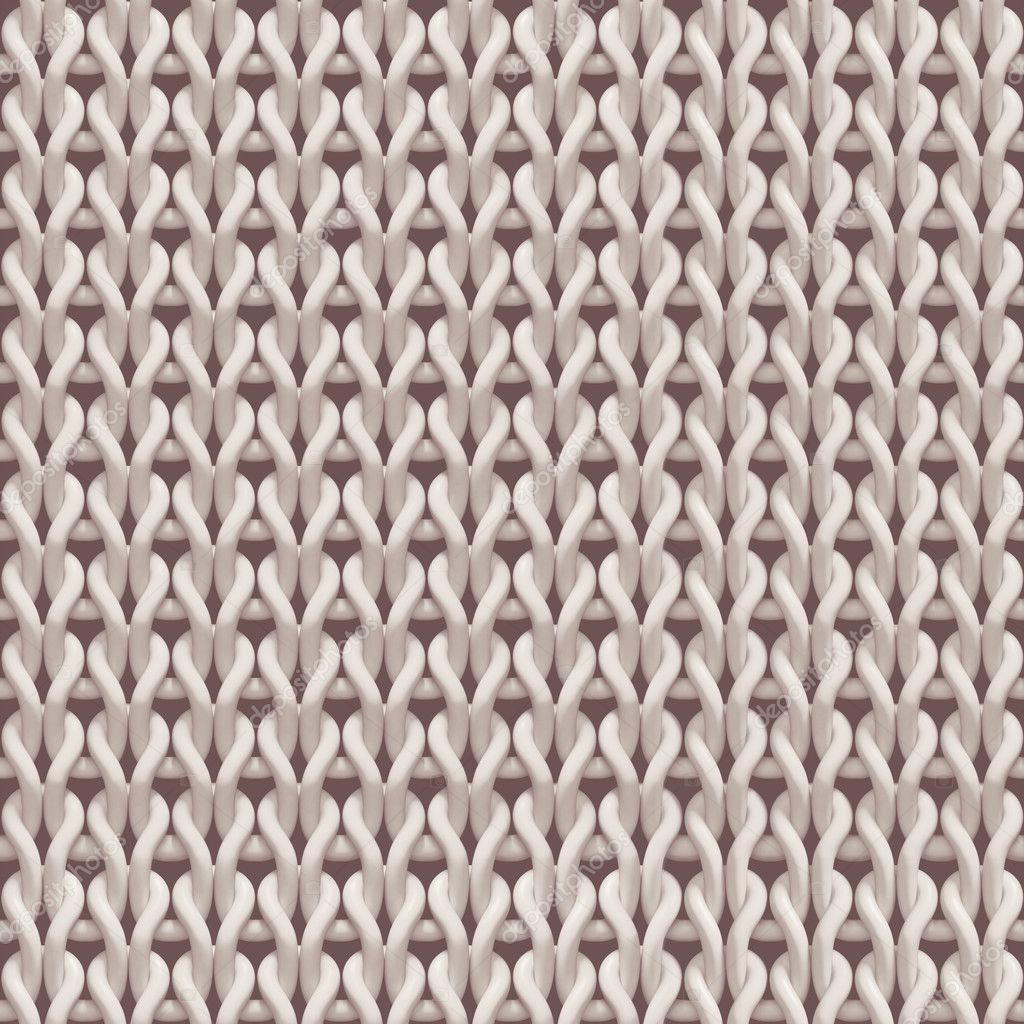 Knitting Patterns For Texture : Seamless woolen knitting texture   Stock Photo ? wacomka #15412735