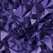 Abstract trendy ultrviolet faceted background — Stock Photo #19413223