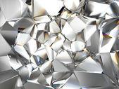 Fondo abstracto de cristal claro — Foto de Stock