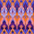 Abstract ethnic ikat seamless pattern background — Stock Photo #27618891