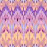Abstract ethnic ikat seamless pattern background — Stock Photo