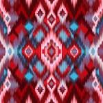 Violet fashion textile ornament — Stock Photo #27662317
