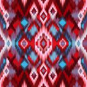Violet fashion textile ornament — Stock Photo