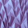 Purple crystallized background — Stock Photo