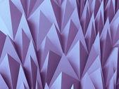 Purple crystallized background — Stock Photo