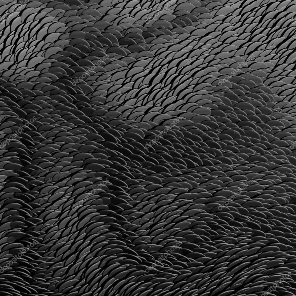 黑秤蛇皮肤纹理– 图库图片