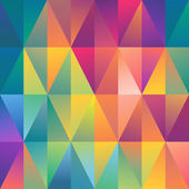Abstract triangle intricate background — Stock Photo