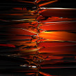3d abstract red glass texture — Stock Photo #48471033