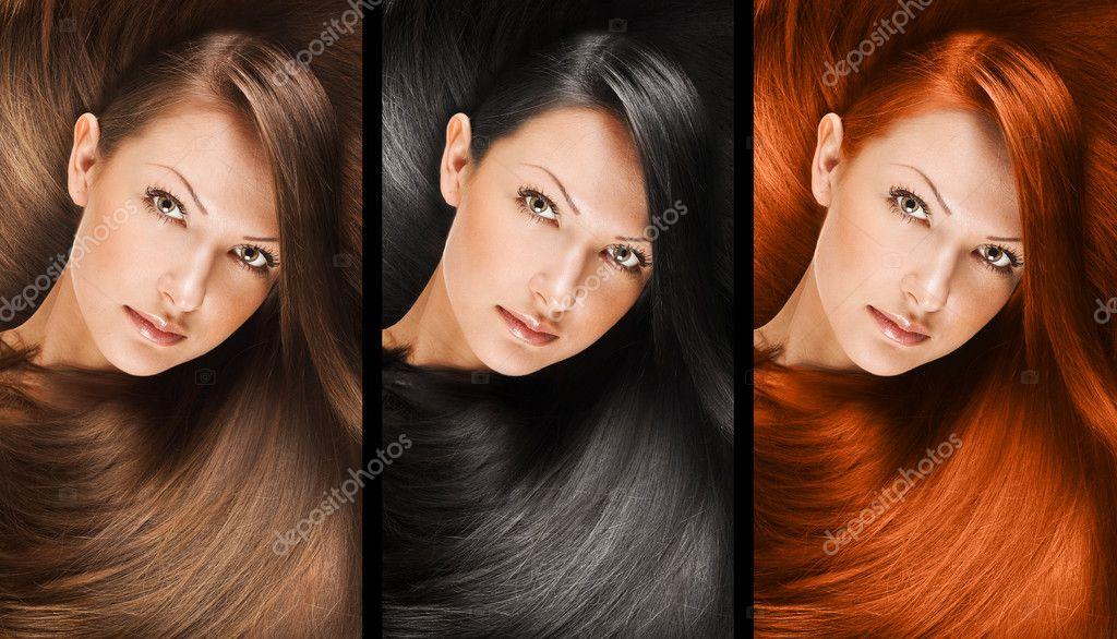 Как изменить цвет волос на более светлый в домашних условиях