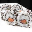 Close-up of a sushi rolls — Stock Photo