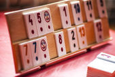 Rummy game, lets play — Stock Photo