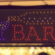 Sign Bar — Stock Photo #14007633