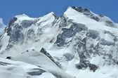 Monte Rosa — Fotografia Stock