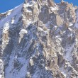 Aiguille du Midi — Stock Photo